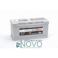 """Автомобильный аккумулятор  6CT-110 S5 Silver Plus (S50 150)   """"Bosch"""""""