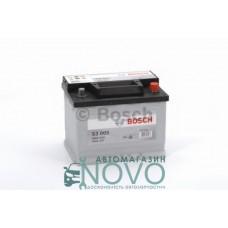 "Автомобильный аккумулятор  6CT-56 S3 (S30 050)  ""Bosch"""
