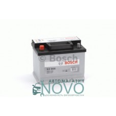 "Автомобильный аккумулятор  6CT-56 S3 (S30 060)  ""Bosch"""