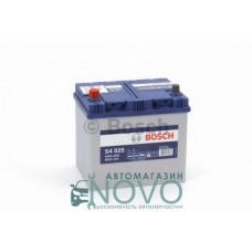 """Автомобильный аккумулятор  6CT-60 S4 Silver (S40 250)  """"Bosch"""""""