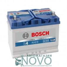 """Автомобильный аккумулятор  6CT-70 S4 Silver (S40 270)  """"Bosch"""""""