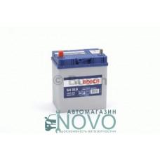 """Аккумулятор  (J)ТК S4 Silver 40Ah, EN 330 левый  """"BOSCH"""""""
