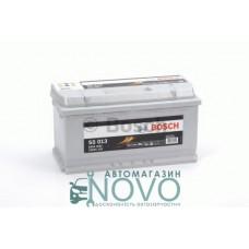 """Аккумулятор 100Ah-12v  (S5013) (353x175x190),R,EN830  """"BOSCH"""""""