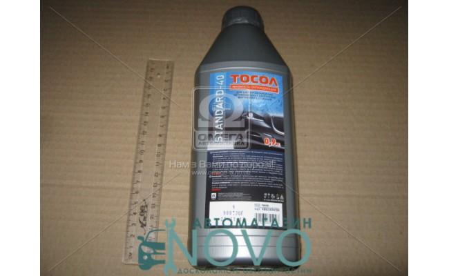 """Антифриз G11 Тосол Standard-40 (-30) синий ( 0,9 кг.)   """"ДК"""""""