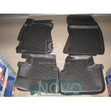 "Коврики в салон автомобиля для Subaru Forester 2008  ""Петропласт"""