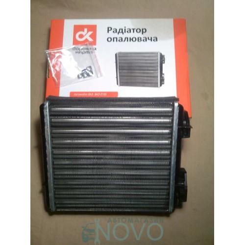 "Радиатор отопителя (широкий) ВАЗ ""ДК"""